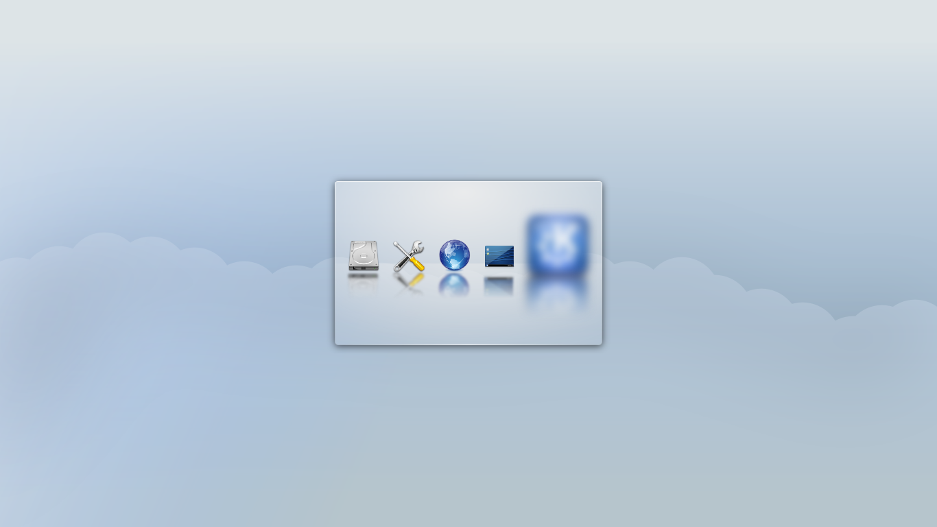 Ciel KDE Splash