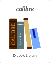 calibre app tile in FreedomBox web interface
